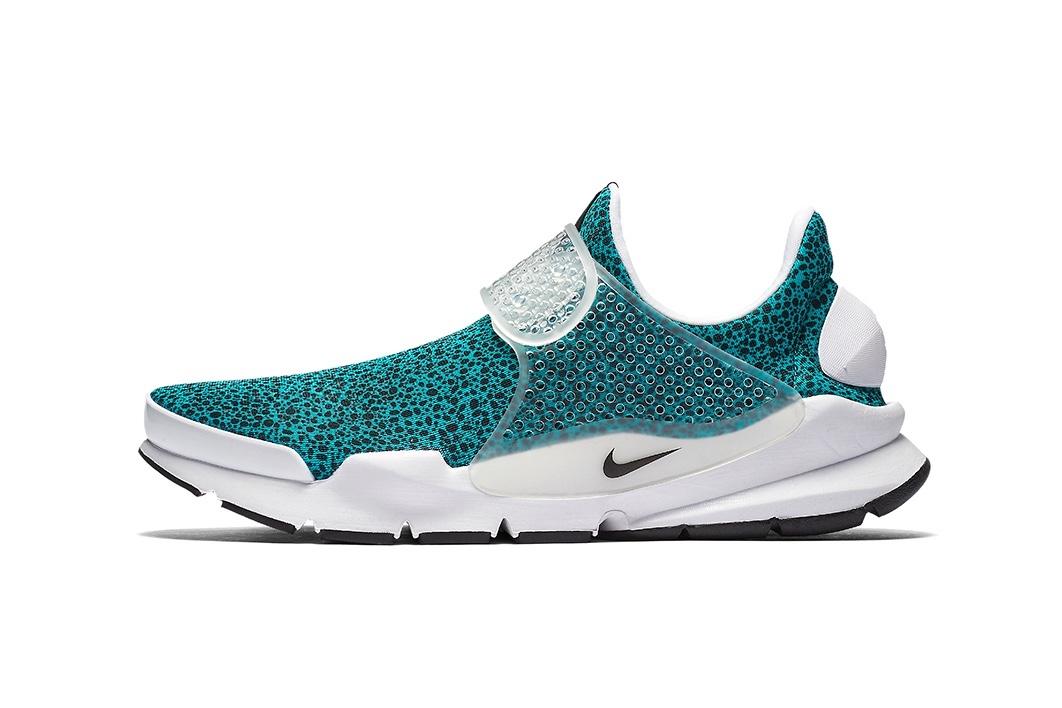 Nike Sock Dart 注入「Safari」元素新推 3 色