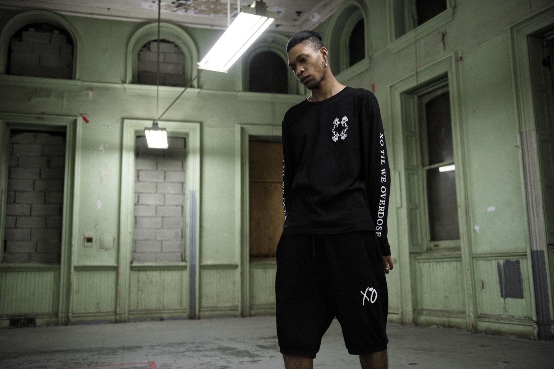 The Weeked的個人時裝品牌:XO 2017春夏系列