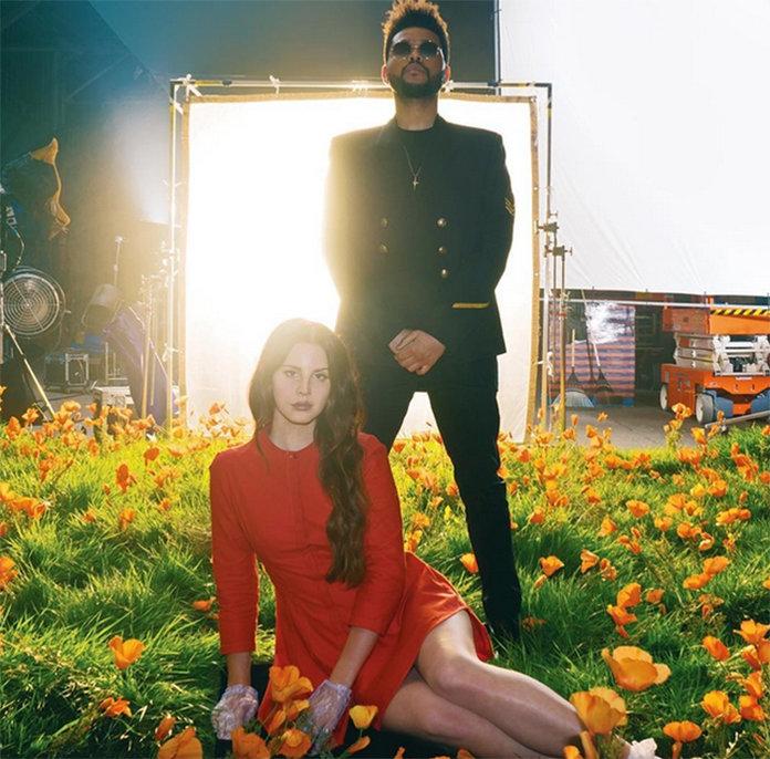 Lana Del Rey跟The Weeknd再度合作 成為暗黑Hollyweird組合