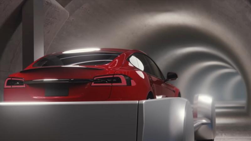有片有真相  Elon Musk口中說的隧道通車計畫已在研究測試