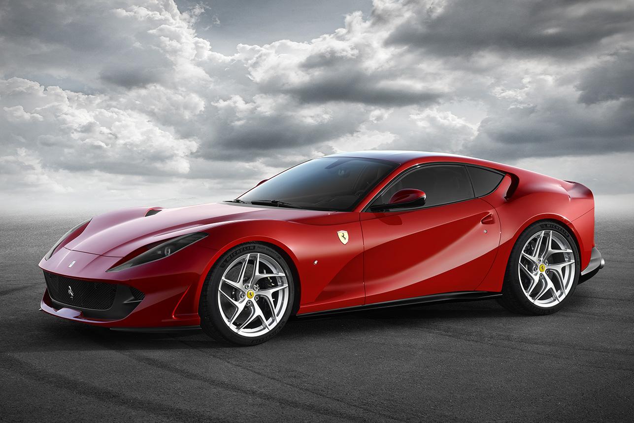 Ferrari 812真的「超級快」!!官方宣傳片釋出