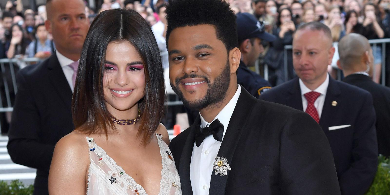 The Weeknd與女友Selena Gomez合作推出單曲