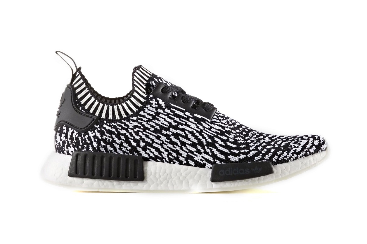 斑馬來襲!adidas Originals NMD R1 Primeknit 公開全新「Zebra」系列