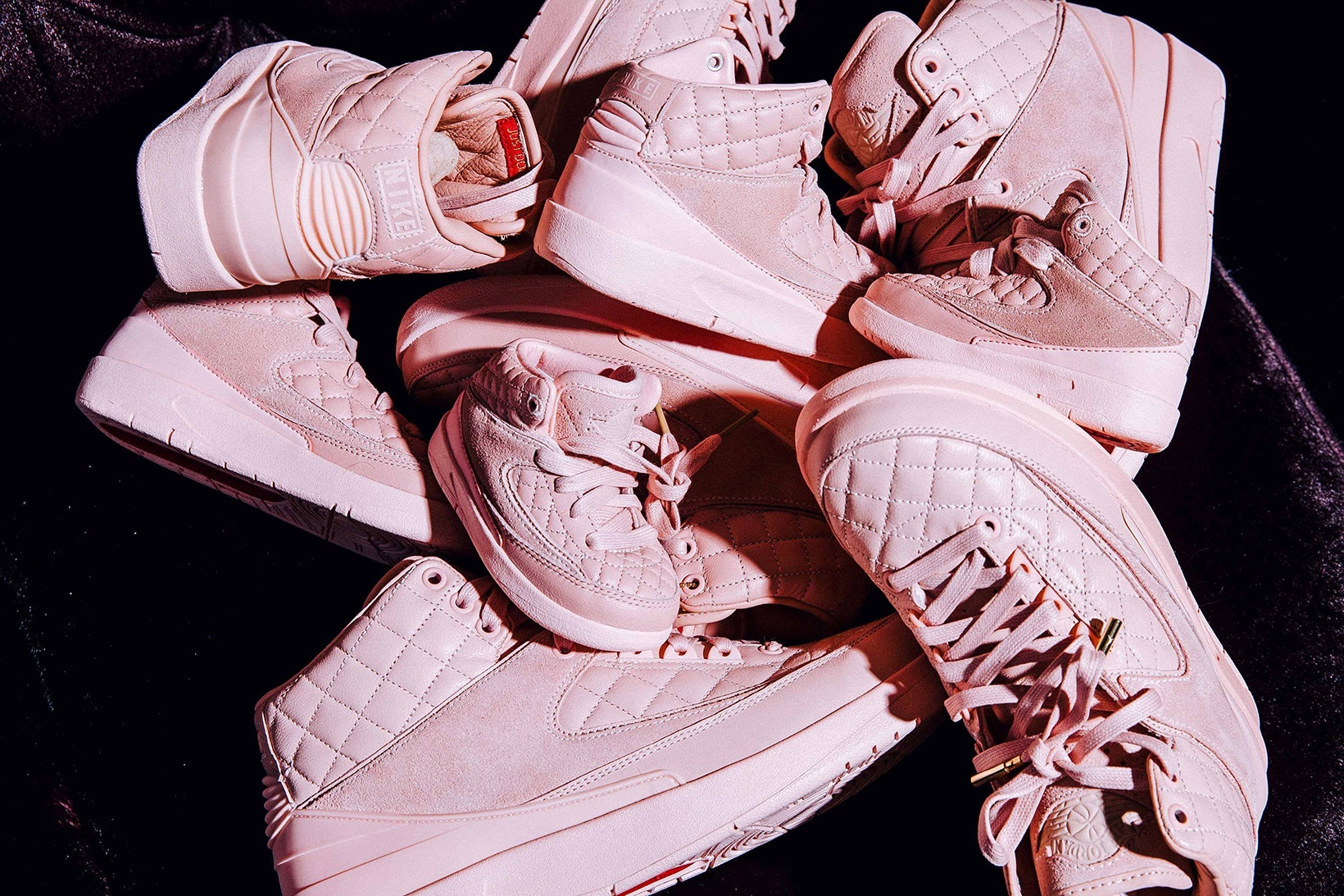 Just Don x Air Jordan 2「Arctic Orange」奢華現身