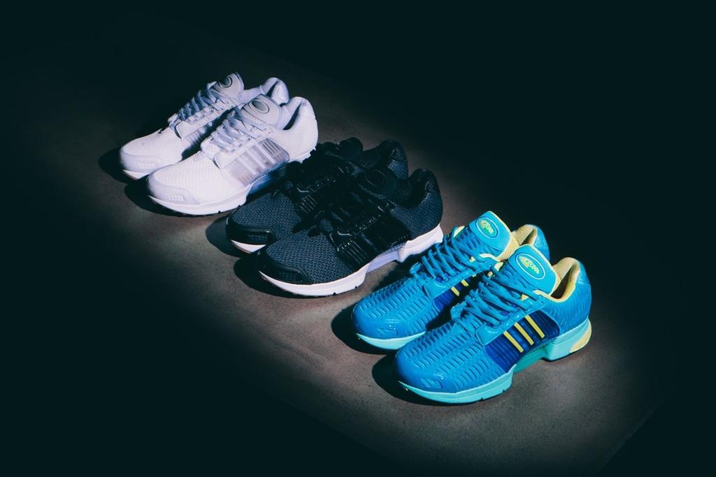 繼續清涼!adidas Originals ClimaCool 1 新配色延續經典