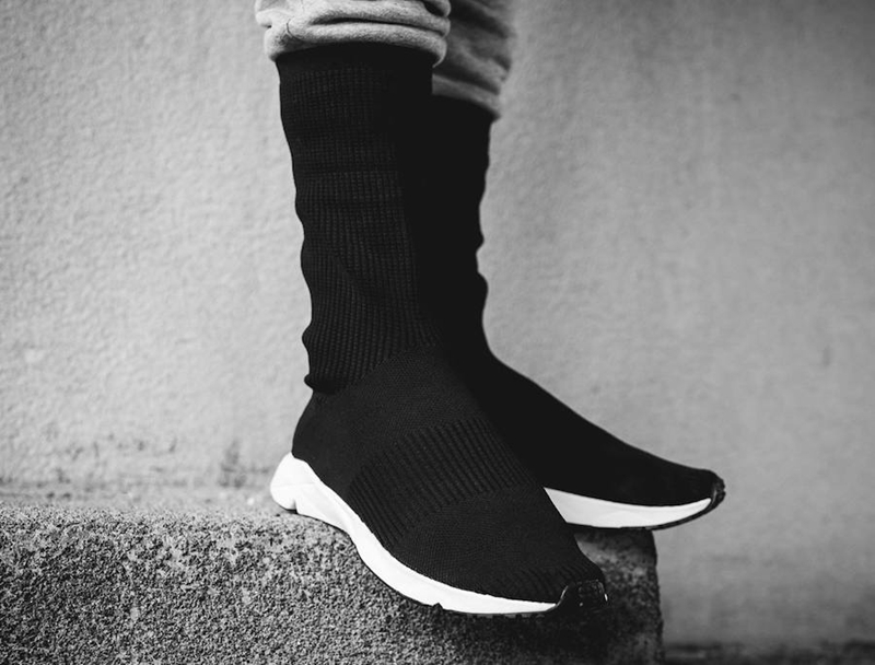 超高筒! Reebok Sock Runner UltraKnit 登場