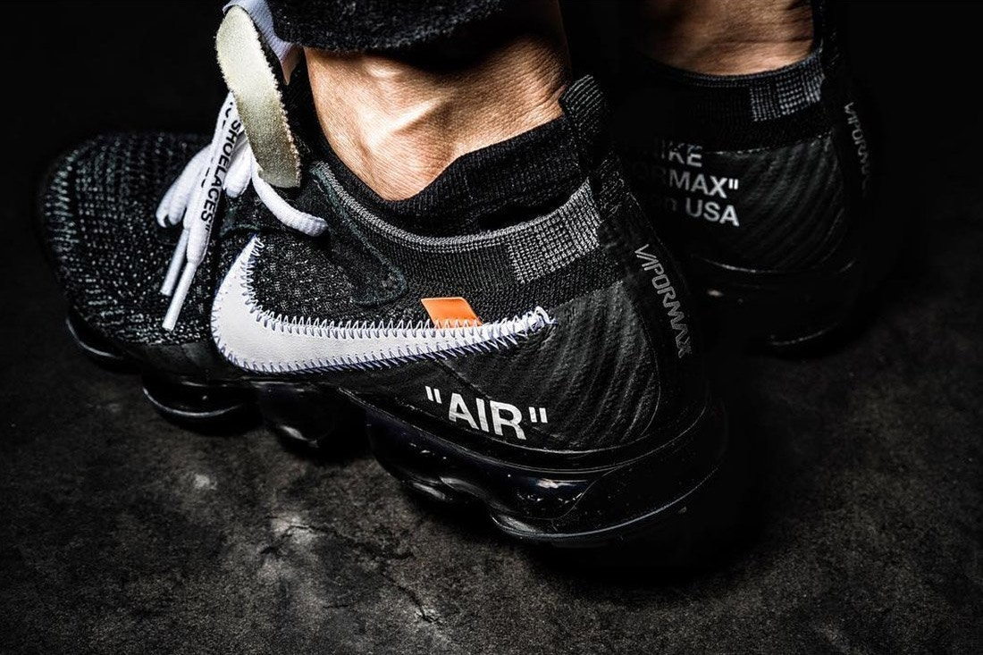 OFF-WHITE  x Nike Air VaporMax 曝光