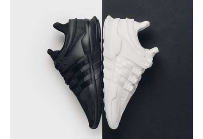 adidas EQT Support ADV 「Monochrome」黑白雙煞