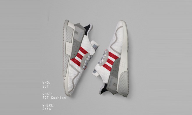 adidas Originals EQT Cushion ADV 三大洲配色登場