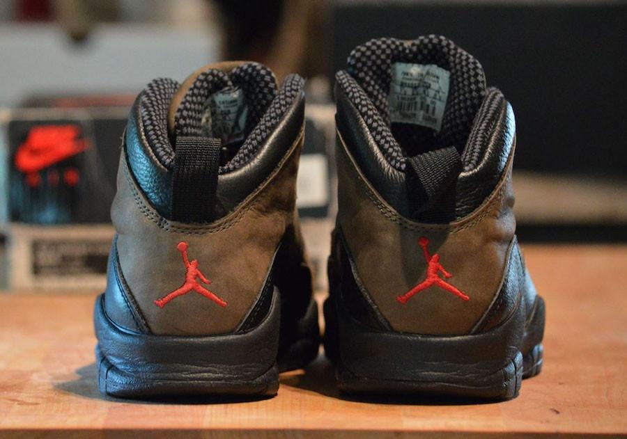 Air Jordan 10 「Dark Shadow」明年四月低調歸來