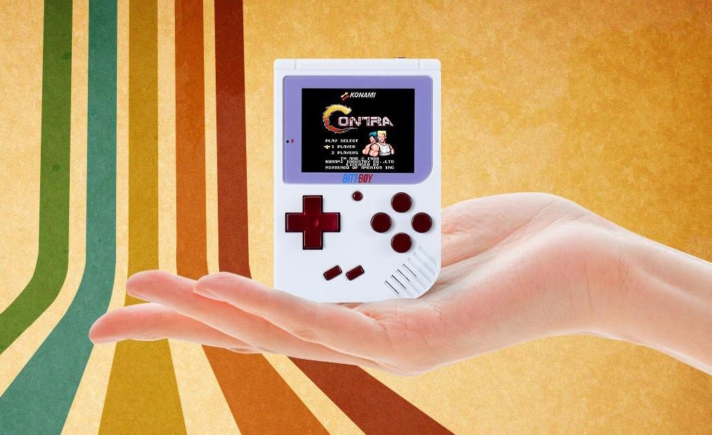 70、80後集體回憶!「GameBoy」替代品玩齊300隻經典遊戲
