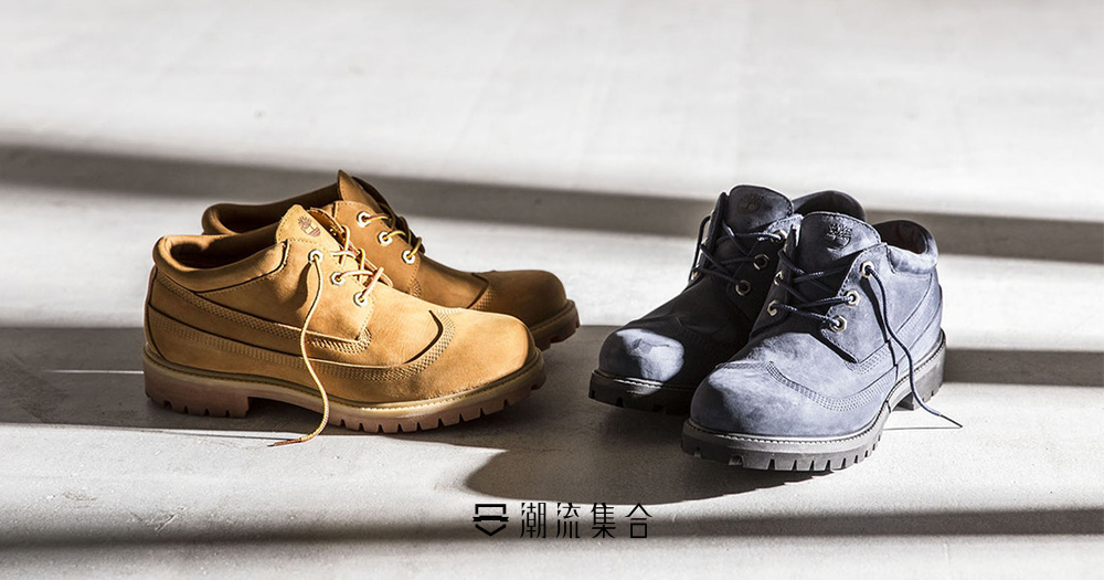 Timberland × Engineered Garments 聯名系列!
