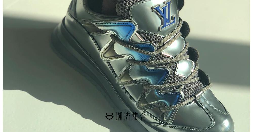 Louis Vuitton 全新 Chunky 球鞋「ZigZag」華麗登場!