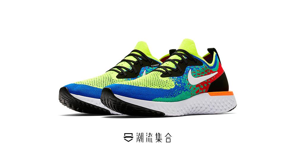 限量1,888對!全新Nike Epic React Flyknit「Belgium」!